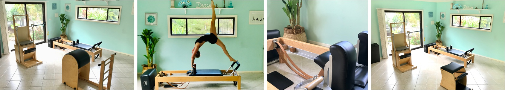 pilates studio classes Wamberal