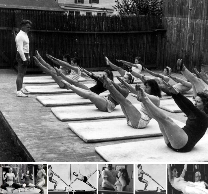 History of Pilates featured image